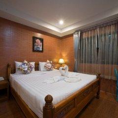 Отель VITS Patong Dynasty 3* Студия Делюкс разные типы кроватей фото 2