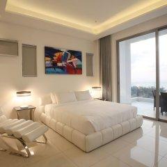 Отель The View Phuket Апартаменты с разными типами кроватей