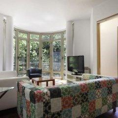 Отель BarcelonaForRent Eixample Suites Барселона комната для гостей фото 15