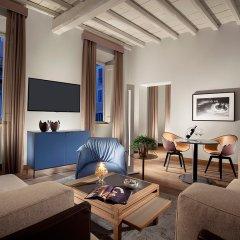 Отель Palazzo Scanderbeg Рим комната для гостей
