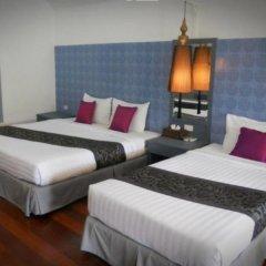 Отель Nakara Long Beach Resort Ланта комната для гостей фото 8