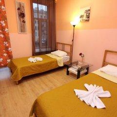 Хостел Геральда Стандартный номер с 2 отдельными кроватями (общая ванная комната) фото 20