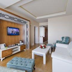 Kamelya Selin Hotel Турция, Сиде - 1 отзыв об отеле, цены и фото номеров - забронировать отель Kamelya Selin Hotel онлайн комната для гостей фото 18
