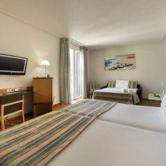 Отель Eurostars Mediterranea Plaza 4* Стандартный номер с 2 отдельными кроватями