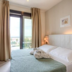 Ferretti Beach Hotel 4* Стандартный номер разные типы кроватей фото 3