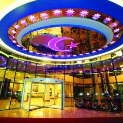 Отель Throne Beach Resort & SPA Титреенгёль детские мероприятия