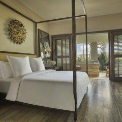 Отель Four Seasons Resort and Residence Anguilla 5* Люкс Ocean-view rooftop с двуспальной кроватью фото 2