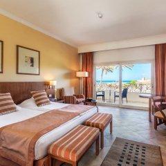 Отель Cleopatra Luxury Resort Makadi Bay комната для гостей