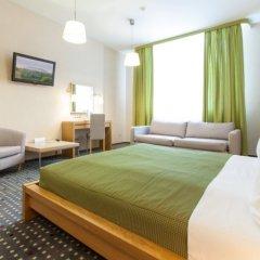 Гостиница Меридиан 3* Номер Премиум двуспальная кровать фото 3
