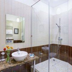 Бутик-Отель Росси 4* Улучшенный номер разные типы кроватей фото 7
