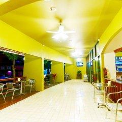 Отель Peace Resort Pattaya гостиничный бар