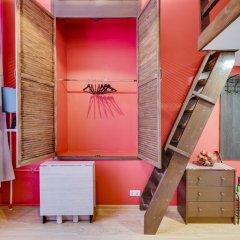 Апартаменты Sokroma Глобус Aparts Студия с двуспальной кроватью фото 14