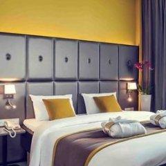 Гостиница Mercure Тюмень Центр 4* Люкс двуспальная кровать фото 2