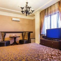 Мини-отель Фонда Улучшенные апартаменты с различными типами кроватей фото 5
