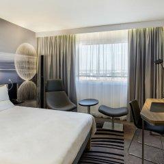Отель Novotel Warszawa Centrum 4* Представительский номер с различными типами кроватей фото 3