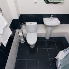 Гостиница Ярд ванная