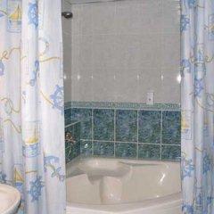 Гостиница Клеопатра ванная фото 2
