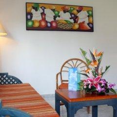 Отель Grand Sirenis Punta Cana Resort Casino & Aquagames 4* Полулюкс с различными типами кроватей фото 3