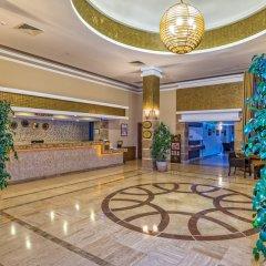 Отель Royal Atlantis Spa & Resort - All Inclusive Сиде интерьер отеля
