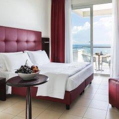 Отель Terminal Palace & Spa Римини комната для гостей