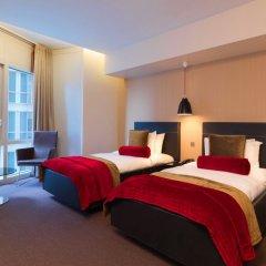 Отель Radisson Blu Edwardian New Providence Wharf 4* Номер Бизнес с различными типами кроватей фото 2