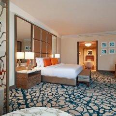 Отель Atlantis The Palm 5* Люкс Executive club с двуспальной кроватью фото 3