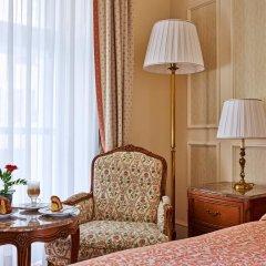 Grand Hotel Wien 5* Улучшенный номер с различными типами кроватей фото 4
