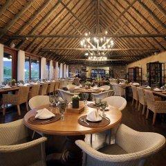 Отель Pululukwa Lodge питание