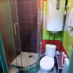Хостел Решетников Номер с общей ванной комнатой с различными типами кроватей (общая ванная комната) фото 7