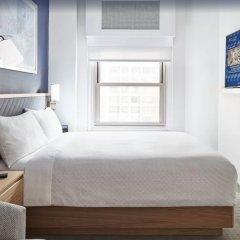 Radisson Hotel New York Wall Street 4* Стандартный номер с различными типами кроватей фото 3