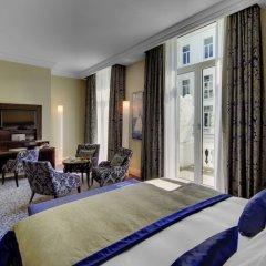 Hotel Atlantic Kempinski Hamburg 5* Номер Делюкс разные типы кроватей фото 2