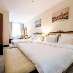 Гостиница The Rooms 5* Стандартный семейный номер с различными типами кроватей фото 3