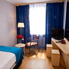 Отель Санкт-Петербург 4* Стандартный одноместный номер фото 3