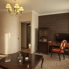 Гостиница Введенский 4* Улучшенный номер с двуспальной кроватью фото 4