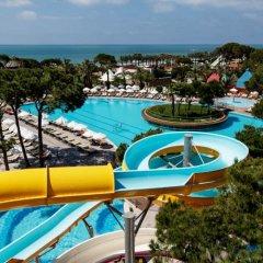 Papillon Ayscha Resort & Spa Турция, Белек - 10 отзывов об отеле, цены и фото номеров - забронировать отель Papillon Ayscha Resort & Spa - All Inclusive онлайн бассейн фото 4