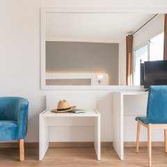 Отель Paradis Blau Испания, Кала-эн-Портер - отзывы, цены и фото номеров - забронировать отель Paradis Blau онлайн удобства в номере фото 4