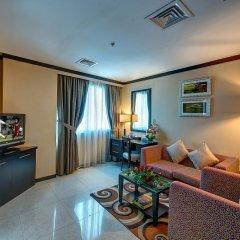 Grandeur Hotel Дубай комната для гостей фото 6