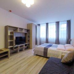 Апартаменты Артек Улучшенные апартаменты с различными типами кроватей