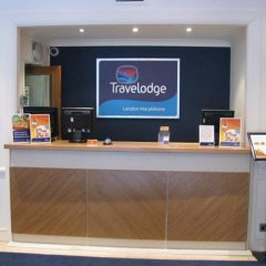 Отель Travelodge London Central Marylebone Великобритания, Лондон - отзывы, цены и фото номеров - забронировать отель Travelodge London Central Marylebone онлайн интерьер отеля фото 2