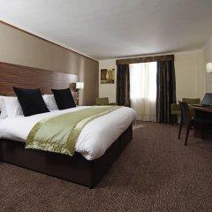 Отель Mercure London Bloomsbury 4* Стандартный номер с двуспальной кроватью