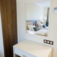 Гостиница Луч 3* Номер Бизнес с разными типами кроватей фото 15