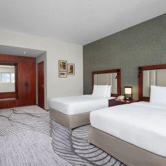 Отель Doubletree By Hilton Ras Al Khaimah комната для гостей фото 9