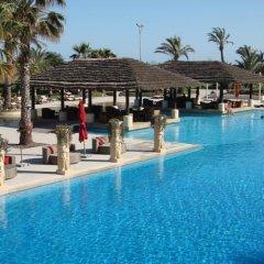 Отель Africa Jade Thalasso бассейн фото 5