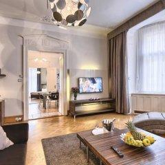 Отель Residence Brehova Прага комната для гостей фото 4