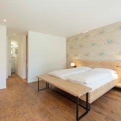 Отель Randolins Familienresort Швейцария, Санкт-Мориц - отзывы, цены и фото номеров - забронировать отель Randolins Familienresort онлайн комната для гостей фото 3