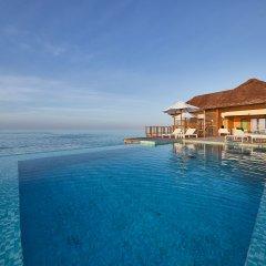 Отель Conrad Maldives Rangali Island Мальдивы, Хувахенду - 8 отзывов об отеле, цены и фото номеров - забронировать отель Conrad Maldives Rangali Island онлайн бассейн фото 4