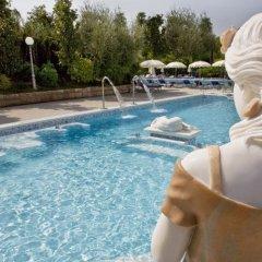 Отель Abano Grand Hotel Италия, Абано-Терме - 3 отзыва об отеле, цены и фото номеров - забронировать отель Abano Grand Hotel онлайн бассейн фото 2