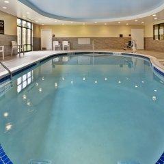 Отель Hampton Inn Niagara Falls/ Blvd США, Ниагара-Фолс - отзывы, цены и фото номеров - забронировать отель Hampton Inn Niagara Falls/ Blvd онлайн бассейн