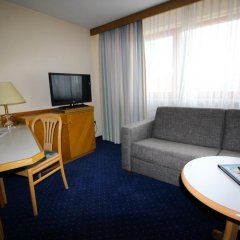 Hotel Vitalis by AMEDIA 4* Стандартный номер с различными типами кроватей фото 4