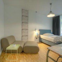 Отель B-Boardinghouse Германия, Дюссельдорф - отзывы, цены и фото номеров - забронировать отель B-Boardinghouse онлайн комната для гостей фото 3